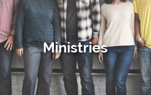 Get involved in a ministry.